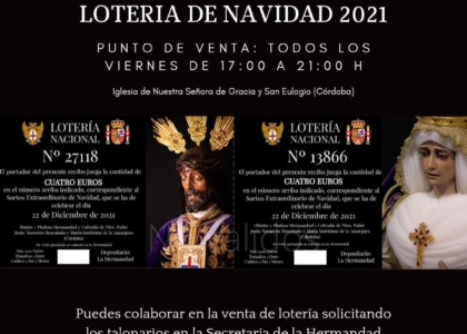 Lotería Navidad 2021